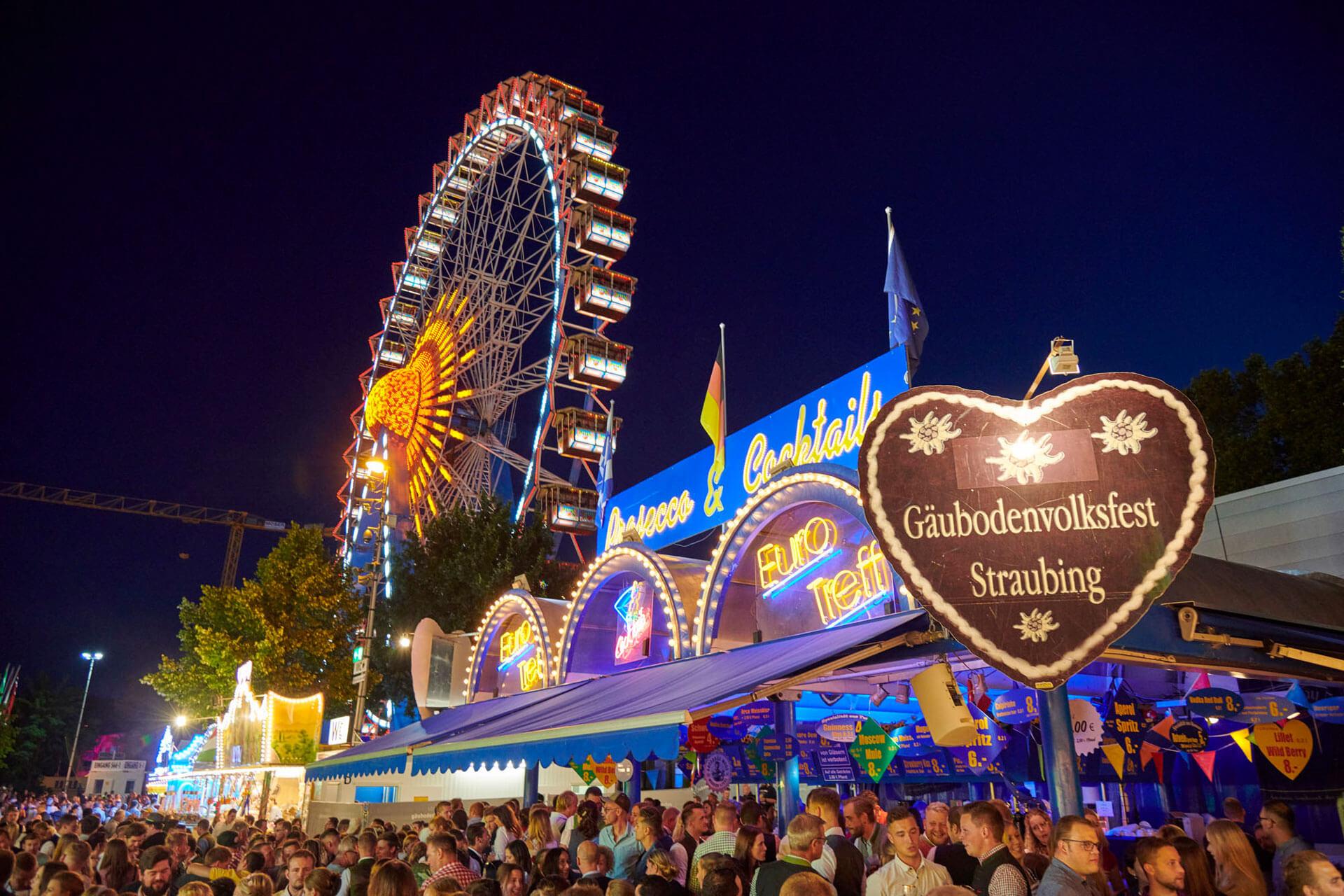 Positive Bilanz des Gäubodenvolksfests 2019