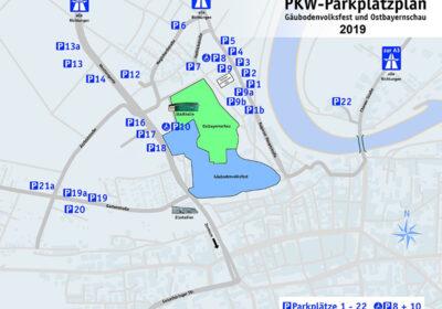 PKW-Parkplan 2019