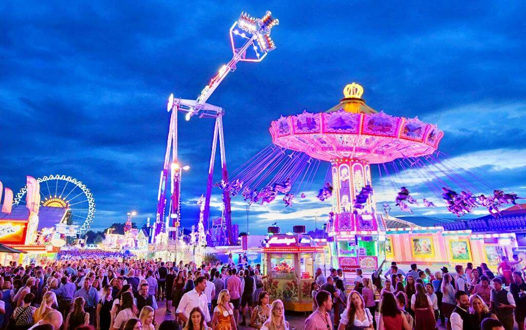 Gäubodenvolksfest auch 2019 wieder ein Besucherspektakel