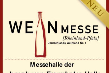 Weinmesse Plakat